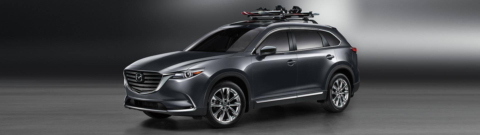 New Mazda Vehicles