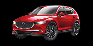 An image of the new Mazda CX-5 with i-ACTIV AWD