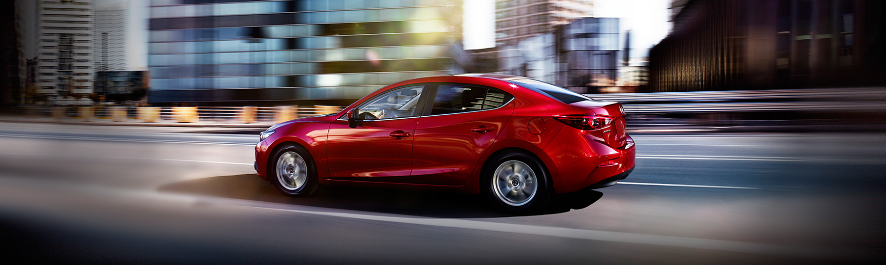 Order your vehicle - Angevaare Mazda