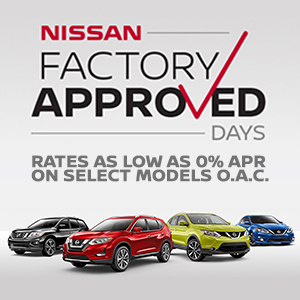 Nissan Canada Equipped Days - Image