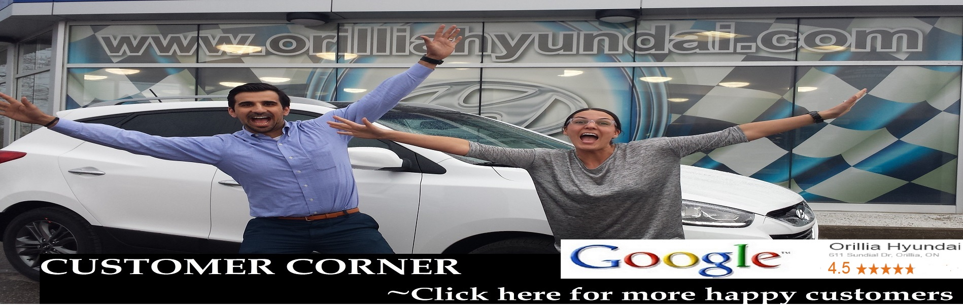 ORILLIA HYUNDAI REVIEWS