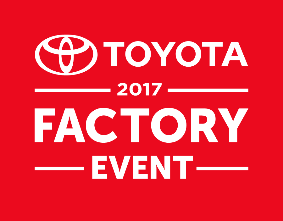 Toyota Factory Event