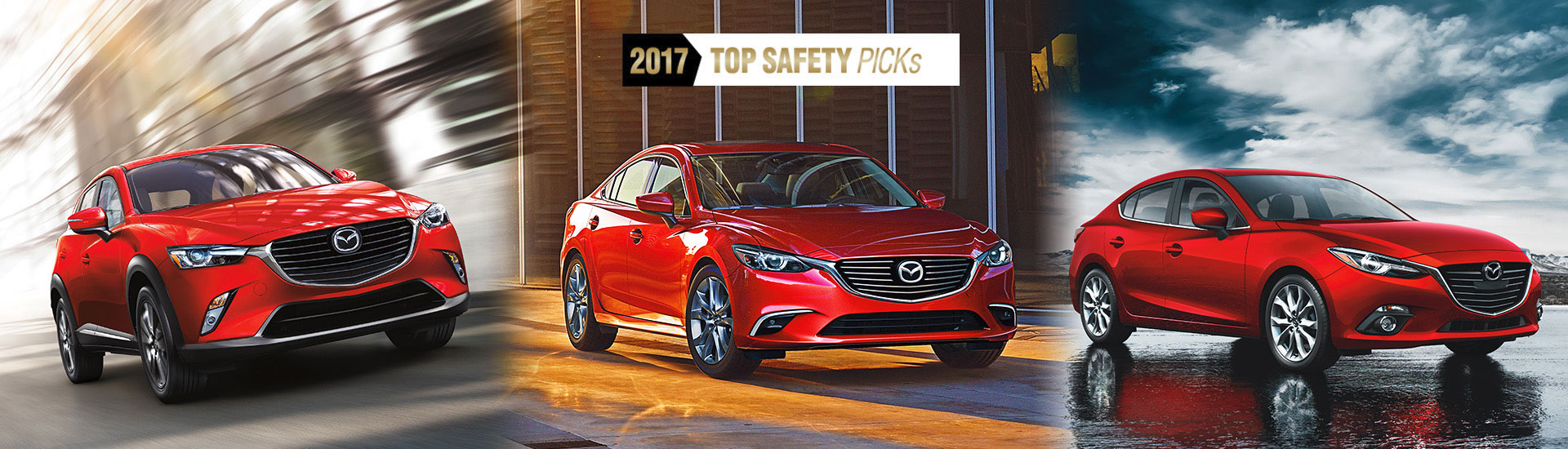 Mazda 2017 Lineup IIHS Top Safety Picks | Driving Matters ...