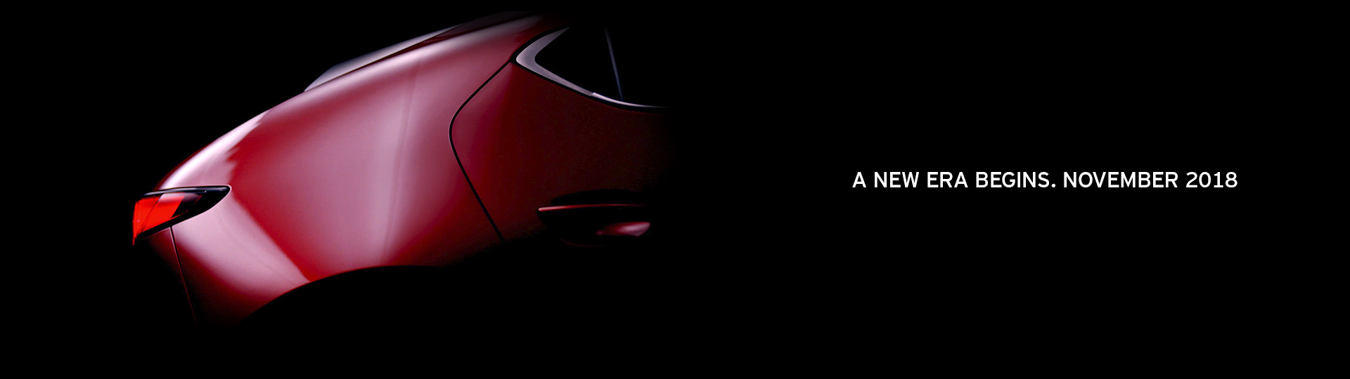 The all-new award winning Mazda 3. The perfect balance between styling, fuel economy and driving exhiliration.
