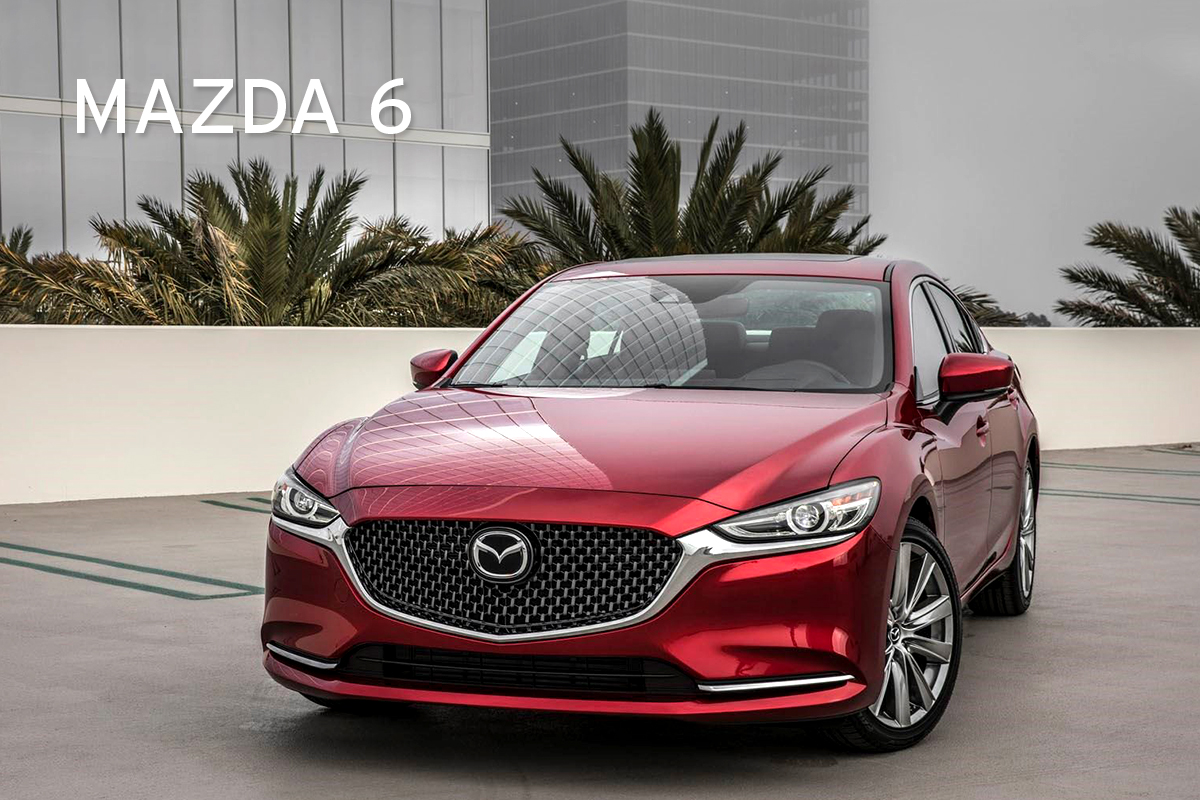 Learn more about the redesigned and refined 2018 Mazda 6, available at Angevaare Mazda.