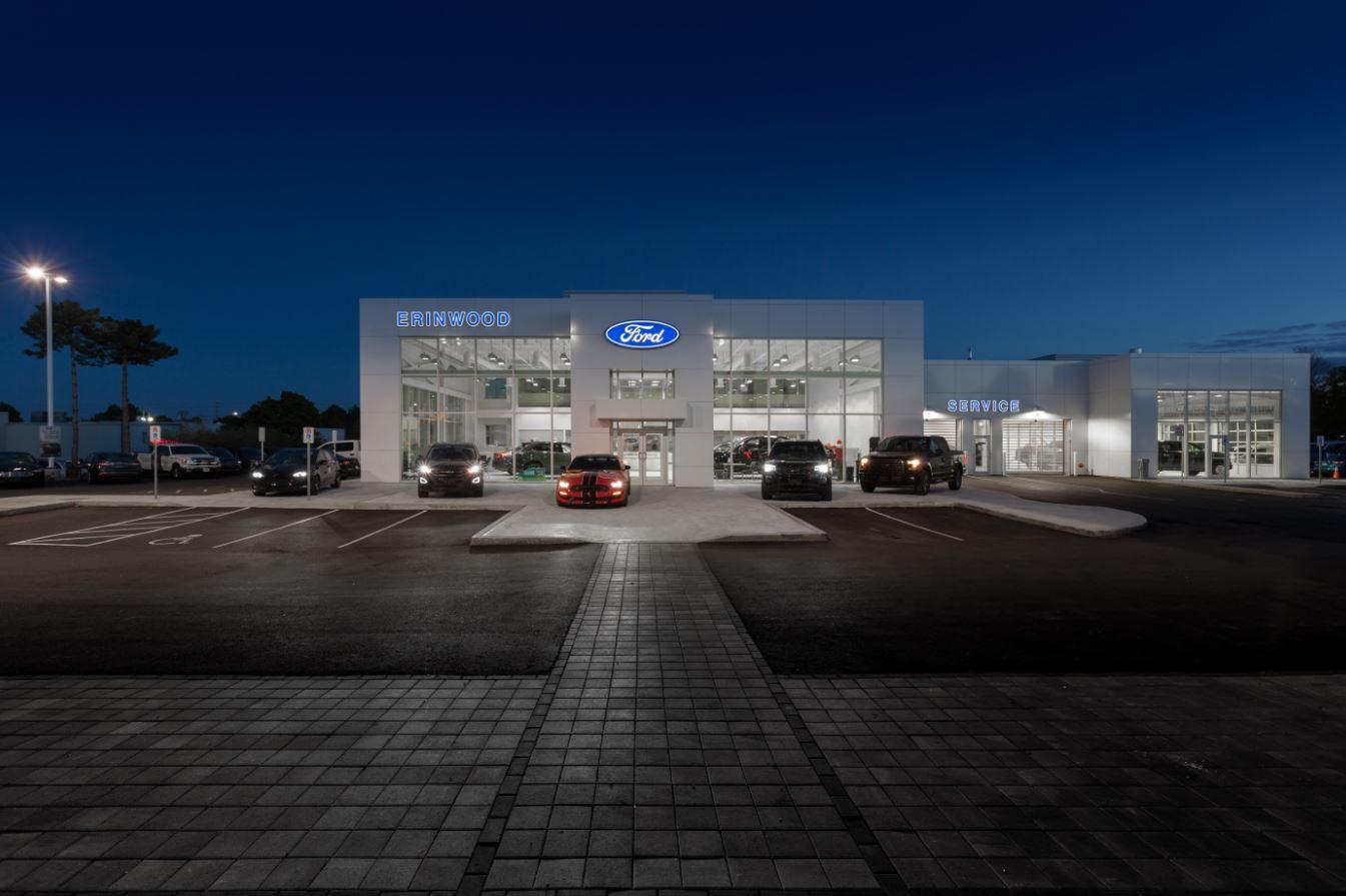 Erin Mills Ford >> Erinwood Ford Mississauga Dealership Erin Mills Auto Centre