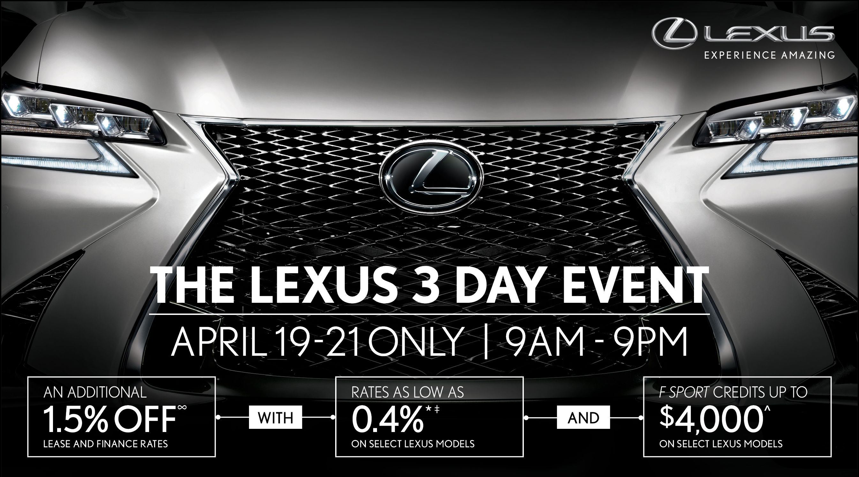 lease sale specials day eng tor copy lexus apr