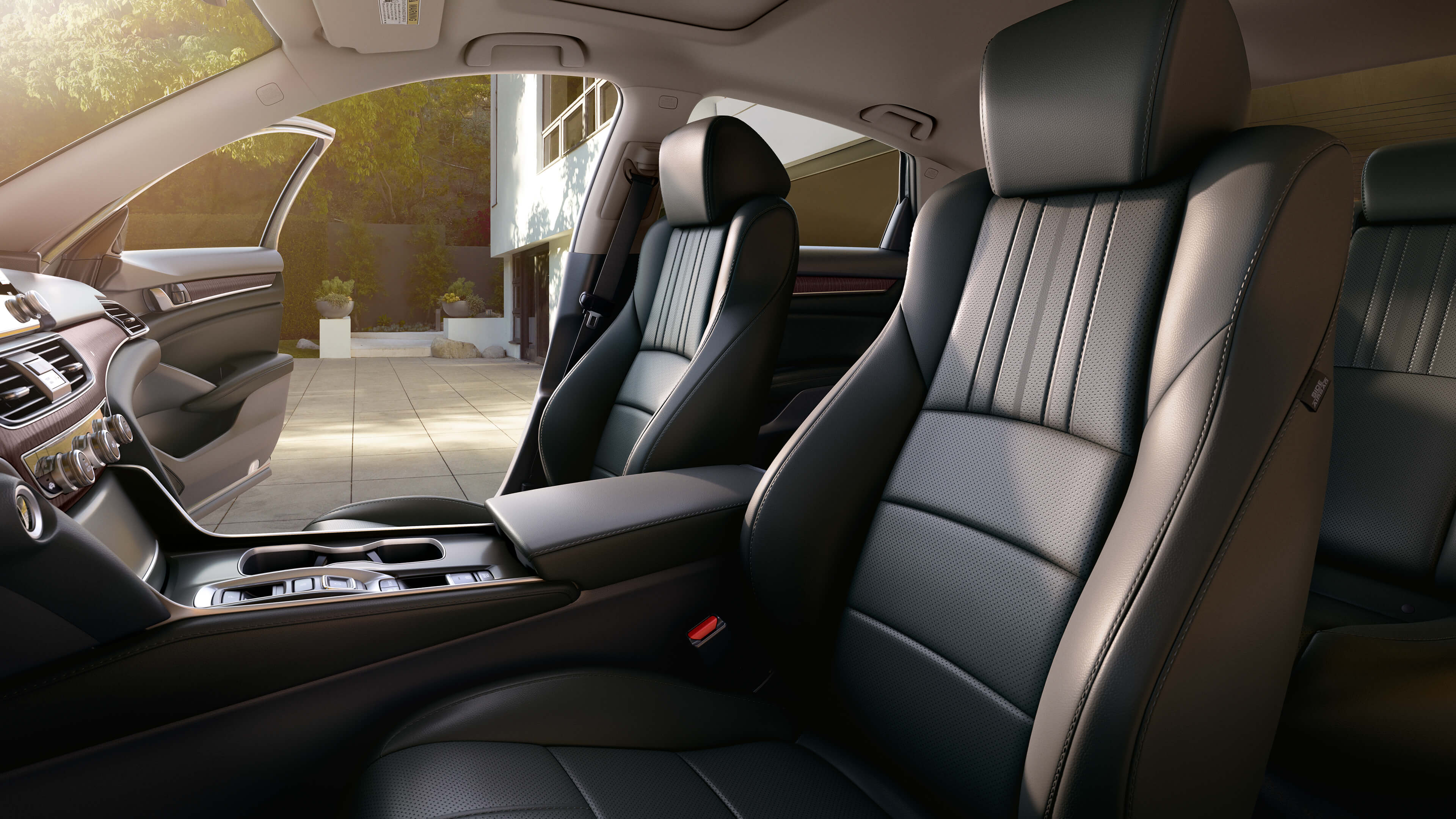 ACCORD FRONT SEATS