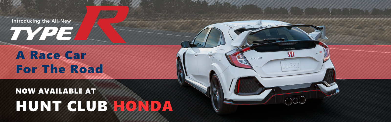 All-new type r