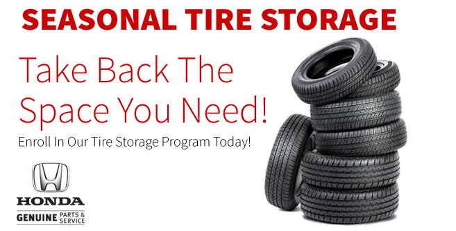 Tire Storage Program - Image