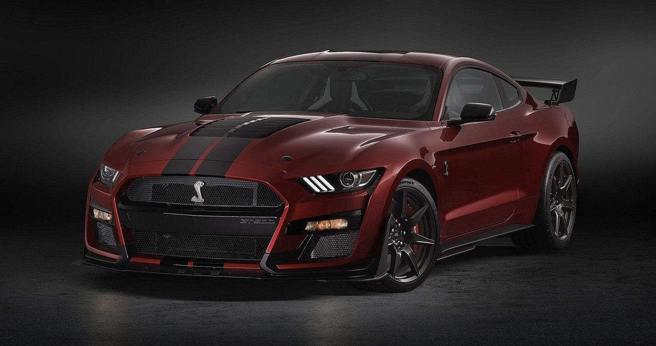 What To Know About The 2020 Ford Mustang Shelby Gt500 Abc News