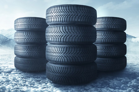 UP TO $100 OFF - TIRES
