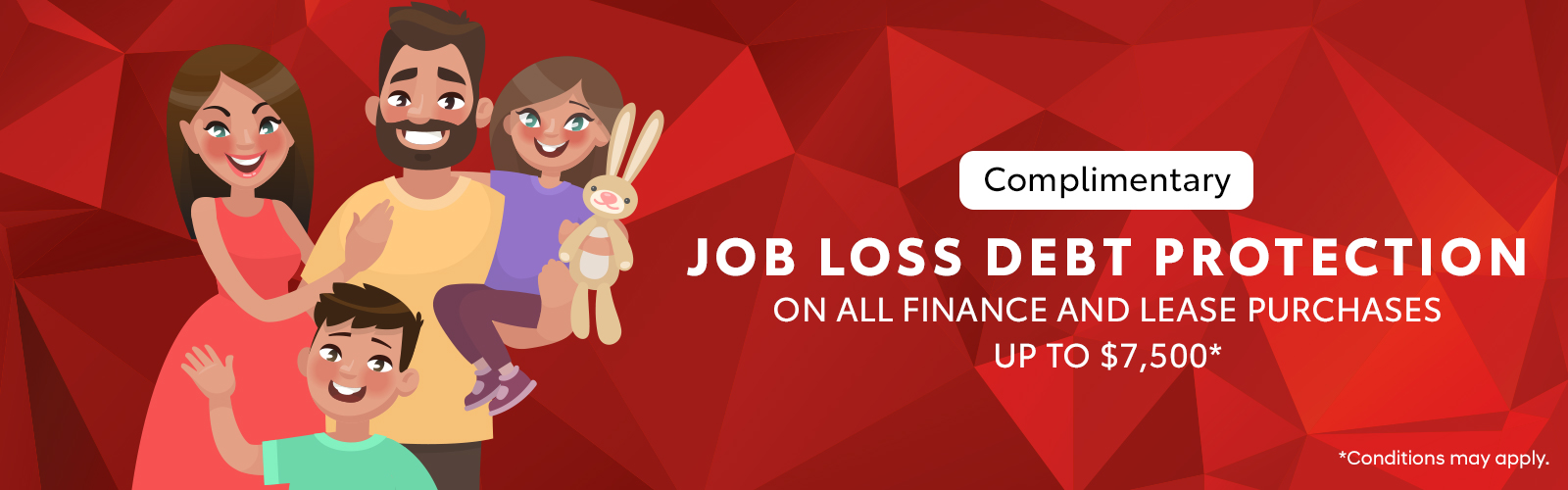 Job-Loss Debt Protection