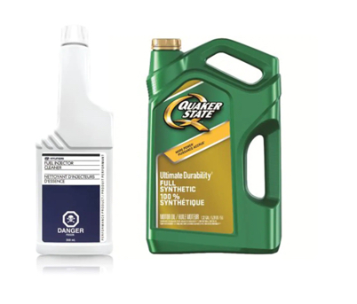 ONLY $25 – SYNTHETIC OIL UPGRADE WITH FUEL INJECTOR CLEANER - Image