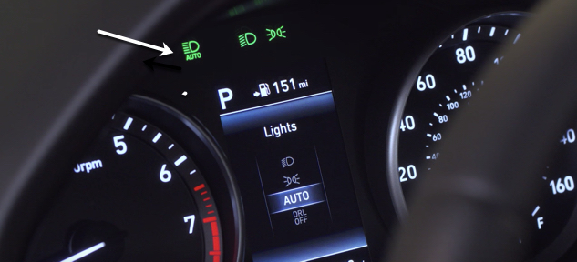 High Beam Assist - Image