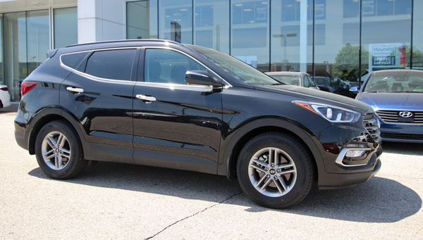 $5000 OFF 2018 SANTA FE SPORT 2.4 LUXURY AWD - Image
