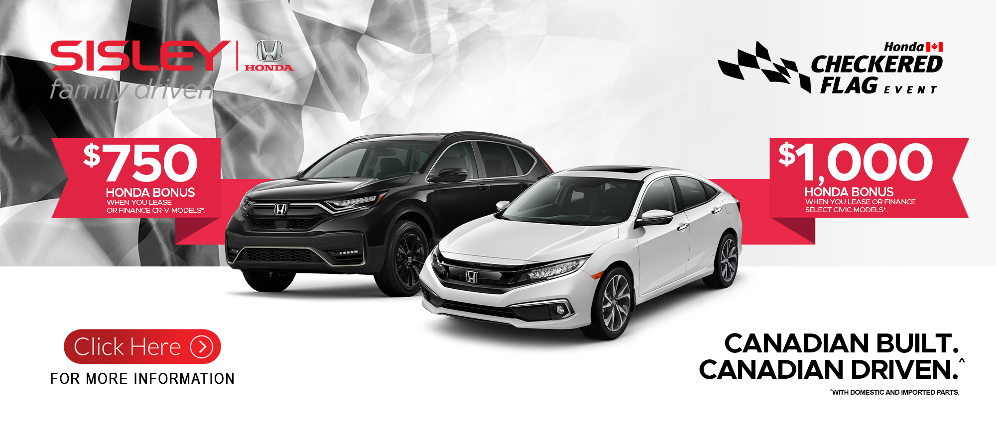 View more information about Honda's current promotion!