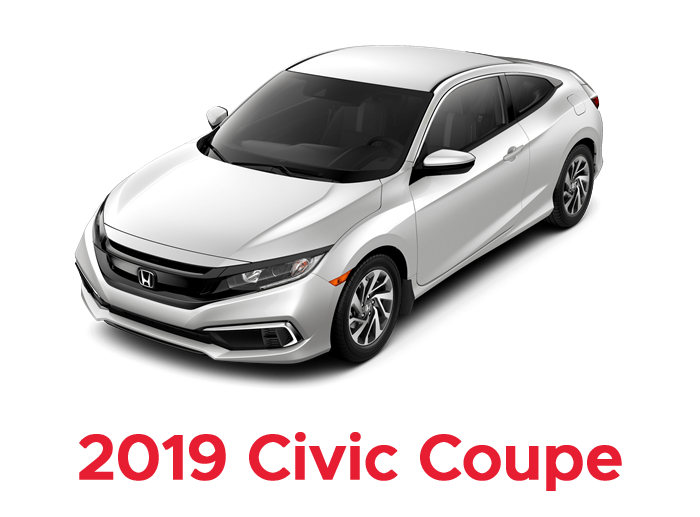 2019 Civic Coupe