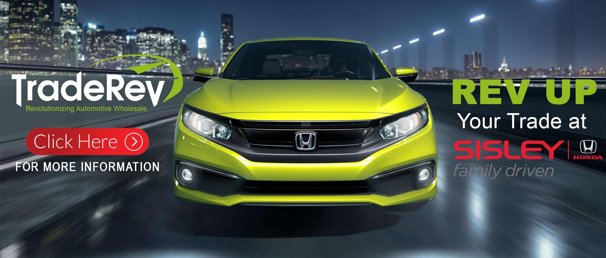 Sisley Honda: Canada's 2nd Largest Volume Honda Dealer | Toronto, ON