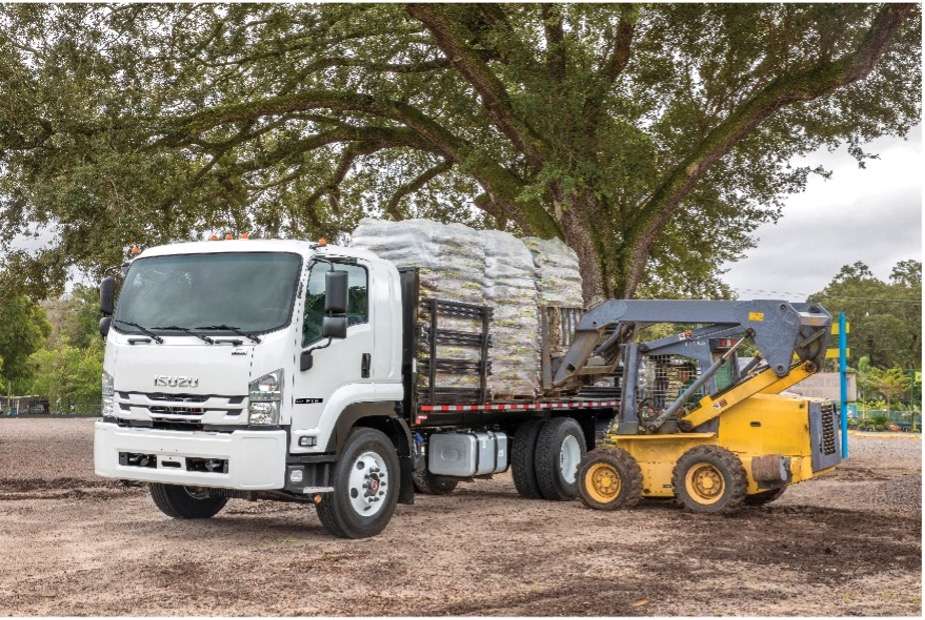 Isuzu Construction Trucks for Sale in Ontario