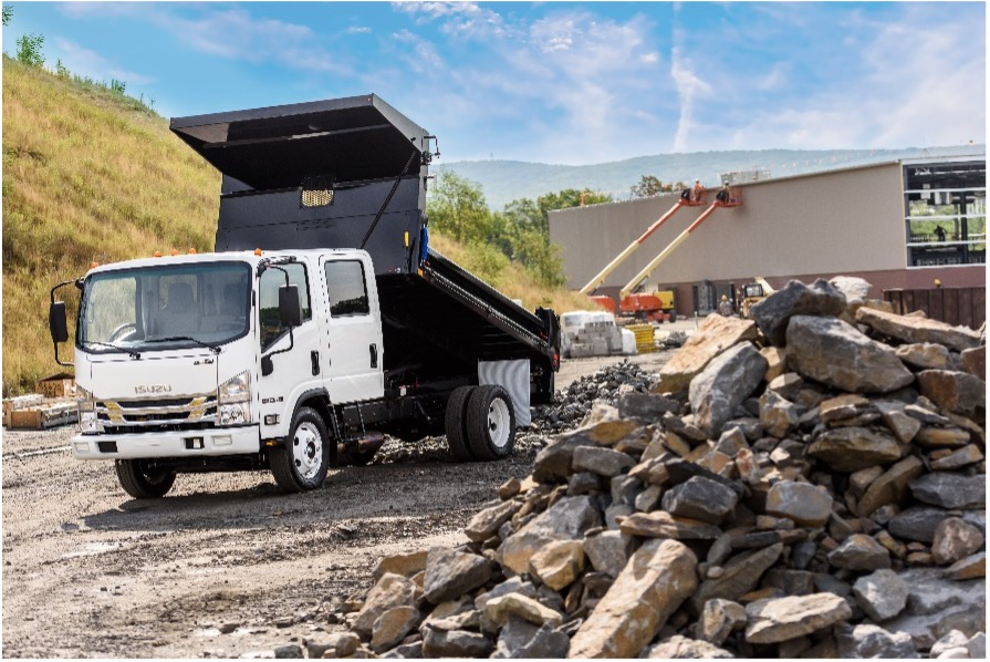 Isuzu Construction Trucks
