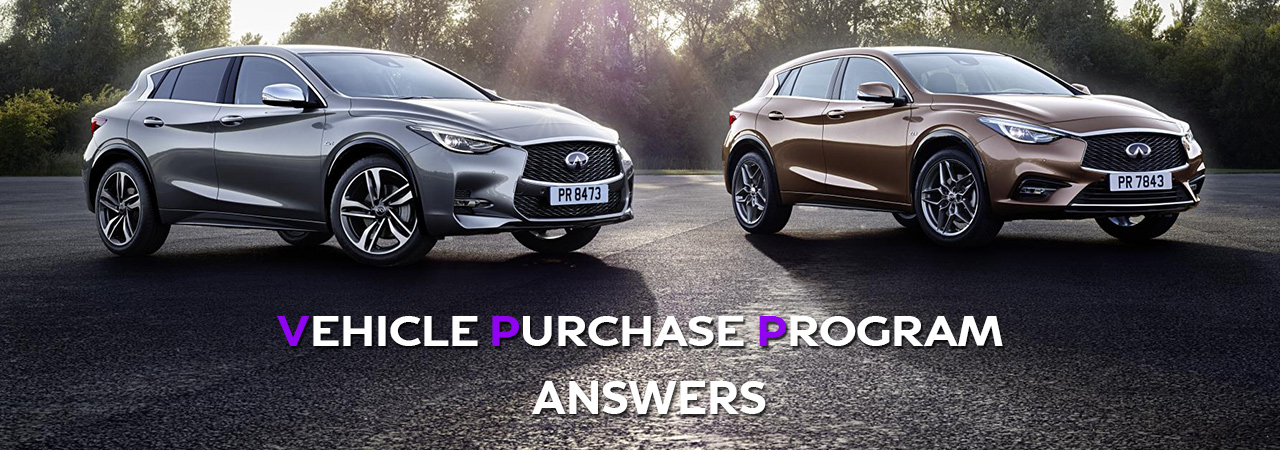 Nissan Vehicle Purchase Program: The Answers