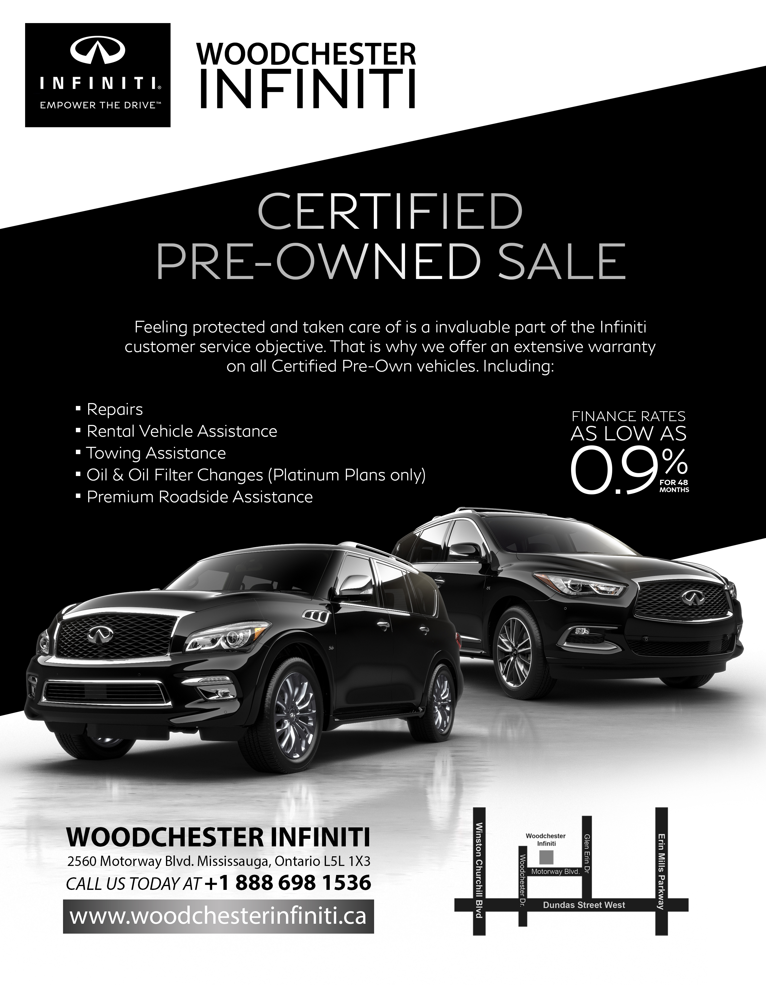 empower owned drive new promoposter infinity infiniti all woodchesterinfiniti the with pre
