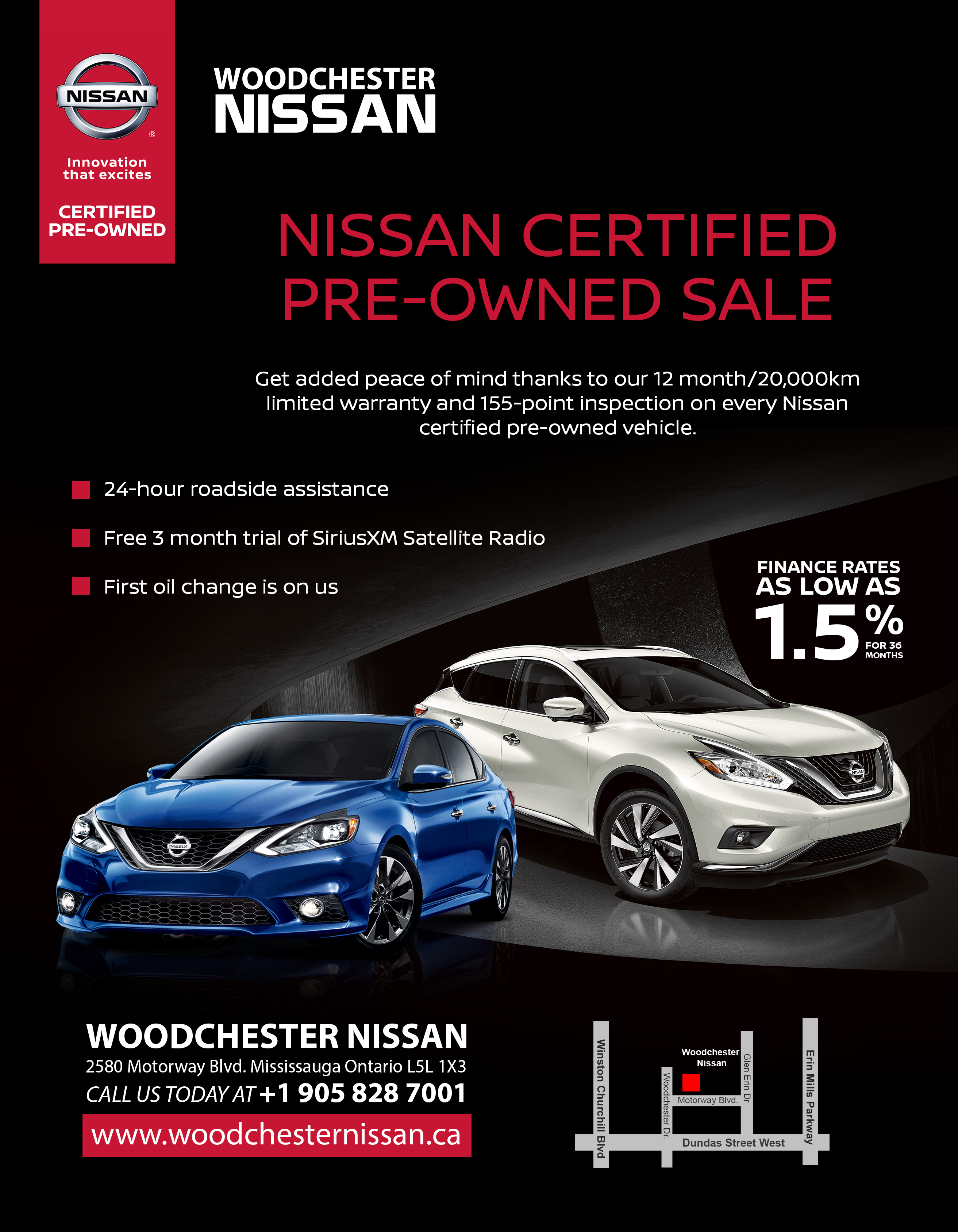 Woodchester Nissan